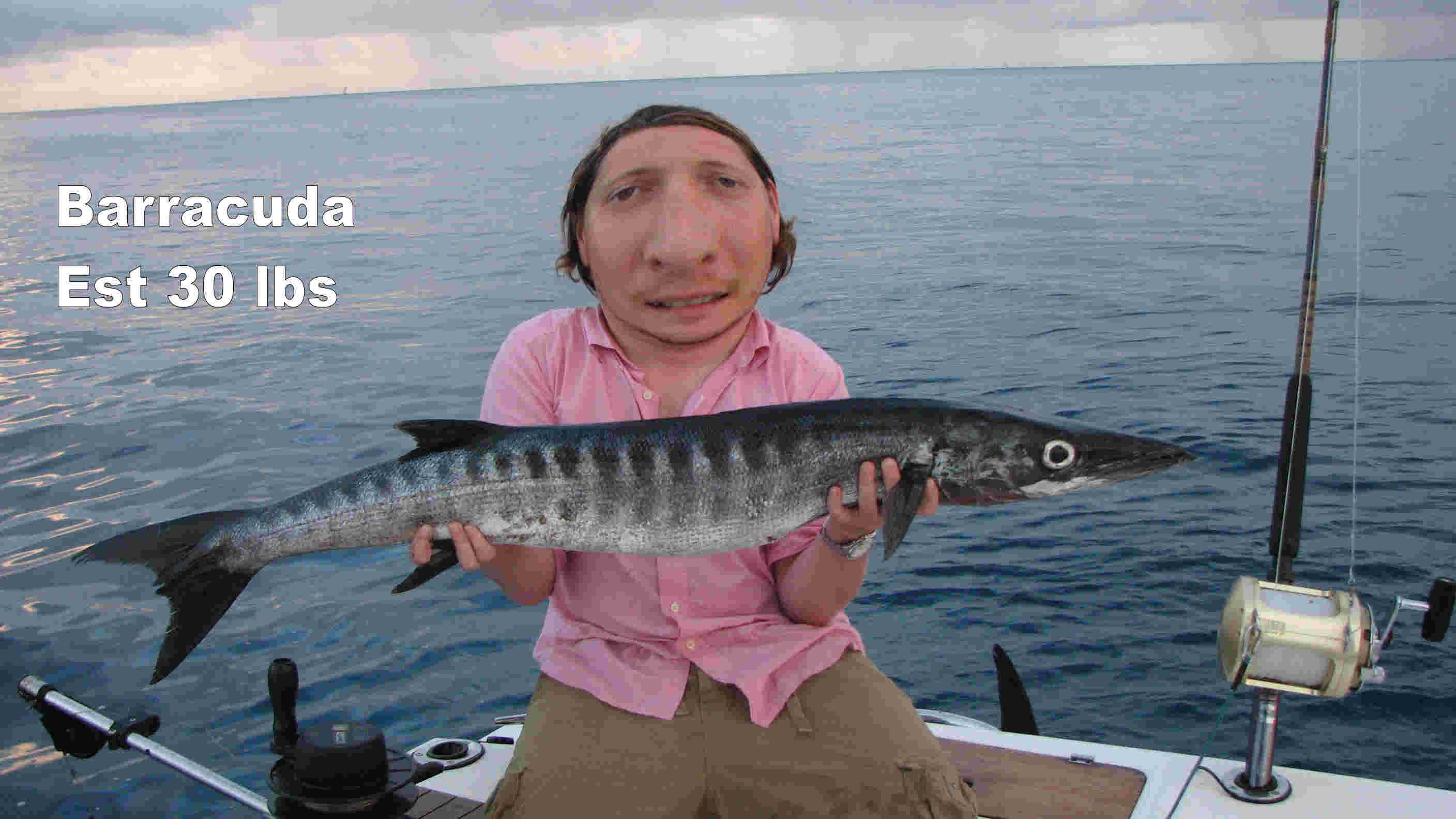 Big fish diaries an amateur specimen angler 39 s quest to for Largest saltwater fish